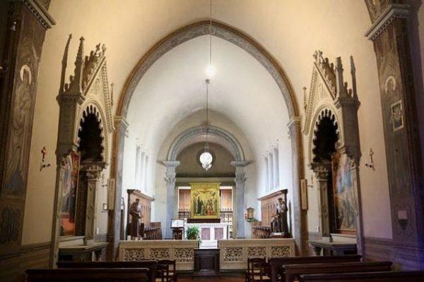 Convento di San Francesco a Fiesole: un mistico scrigno d'arte
