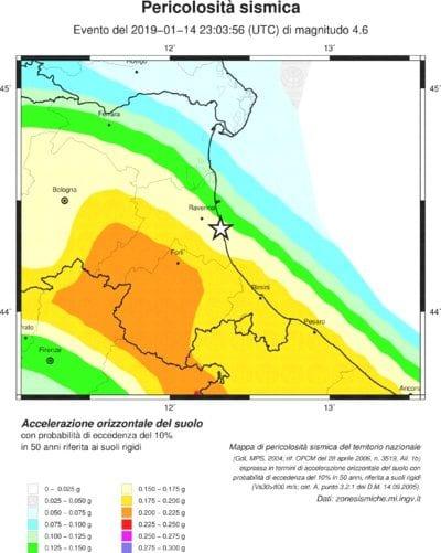 Terremoto magnitudo 4.6 in centro Italia, avvertita in molte regioni