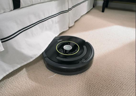 La modernità è di casa con Irobot Roomba