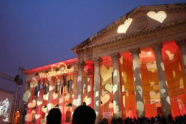 Verona in Love: gli eventi per San Valentino 2019