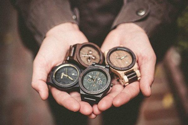 Orologi Legno: la moda del momento