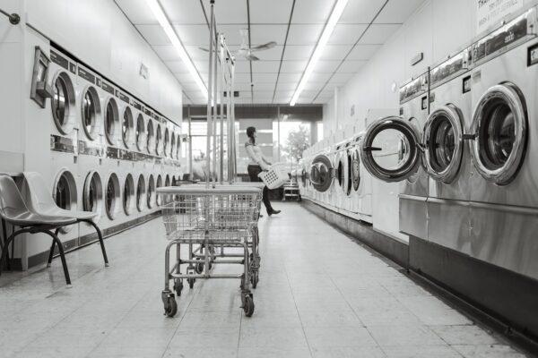 Come aprire una lavanderia automatica